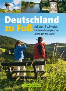 Deutschland zu Fuß wandern