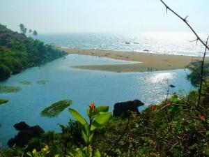 Indien_Goa_Arambol Strand